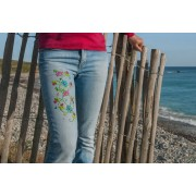 Tuto Jeans customisé