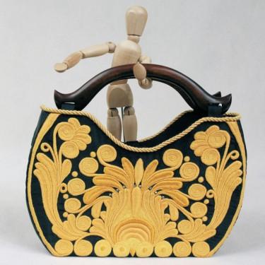 Tuto sac à main brodé