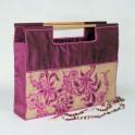 Tuto Embroidered Handbag